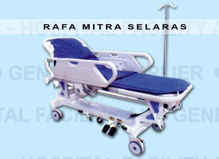 Electric Stretcher Deluxe Bed Hospital