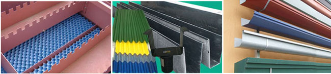 FRP Cable  Tray, Gutter & Roof Lights